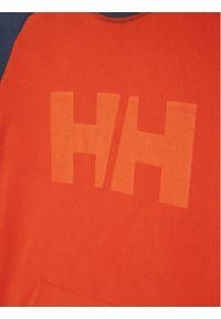 Pomarańczowa bluza Helly Hansen