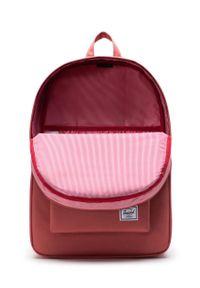 Herschel - Plecak. Kolor: różowy