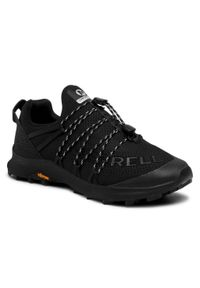Czarne buty do biegania Merrell