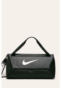 Szara torba Nike z nadrukiem
