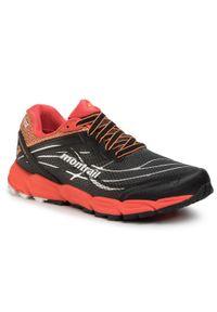 Czarne buty do biegania columbia z cholewką, na co dzień