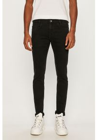 Czarne jeansy Tom Tailor Denim