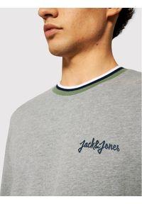 Jack & Jones - Jack&Jones Bluza Ring 12190431 Szary Regular Fit. Kolor: szary