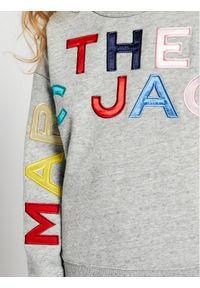 Szara bluza Little Marc Jacobs