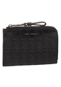 Czarne etui Karl Lagerfeld