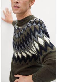 Sweter Mango Man na co dzień, casualowy