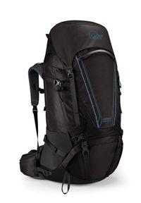 Lowe Alpine Plecak Diran ND 60:70 anthracite. Kolor: czarny. Styl: klasyczny