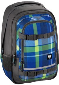 Niebieski plecak ALL OUT