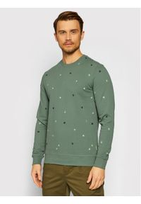 Only & Sons - ONLY & SONS Bluza Kris Life 22020040 Zielony Regular Fit. Kolor: zielony