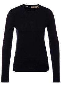 Czarny sweter klasyczny Tory Burch