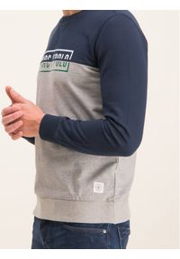 Marc O'Polo Bluza 20403354256 Szary Regular Fit. Typ kołnierza: polo. Kolor: szary