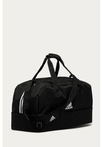 Czarna torba adidas Performance z nadrukiem