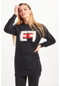 Sweter Elisabetta Franchi elegancki