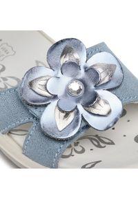 Primigi - Sandały PRIMIGI - 7391444 Blue. Okazja: na co dzień. Kolor: niebieski. Materiał: skóra, zamsz. Wzór: aplikacja. Styl: casual