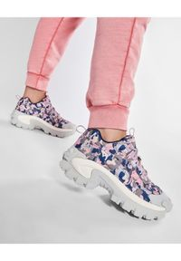 CATerpillar Sneakersy Intruder P110037 Kolorowy. Wzór: kolorowy