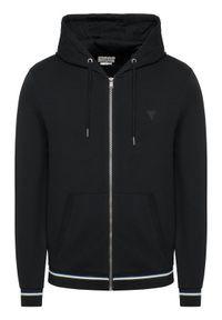 Guess Bluza M1YQ48 K7ON1 Czarny Slim Fit. Kolor: czarny