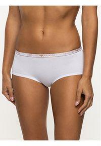 Białe bokserki Emporio Armani Underwear