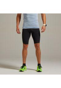 KIPRUN - Legginsy do biegania krótkie męskie Kiprun. Materiał: poliamid, materiał, elastan