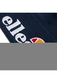 Niebieska czapka zimowa Ellesse