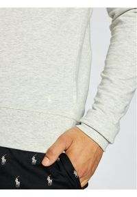 Polo Ralph Lauren Bluza Crw 714833977002 Szary Regular Fit. Typ kołnierza: polo. Kolor: szary