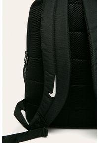 Czarny plecak Nike Kids z nadrukiem