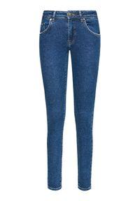Niebieskie jeansy slim One Teaspoon