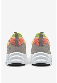 Wielokolorowe buty sportowe ARKK Copenhagen z cholewką, na sznurówki