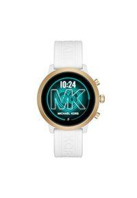 Biały zegarek Michael Kors smartwatch