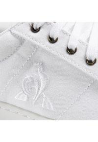Białe półbuty Le Coq Sportif z cholewką