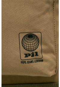 Zielony plecak Pepe Jeans