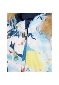 Niebieska kurtka zimowa Reima