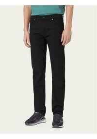 BOSS - Boss Jeansy Regular Fit Maine3 50400079 Czarny Regular Fit. Kolor: czarny. Materiał: jeans