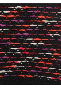 Szalik TOP SECRET na zimę, w kolorowe wzory
