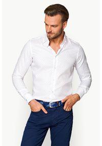 Biała koszula Lancerto elegancka