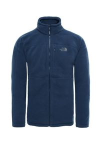 Niebieski polar The North Face