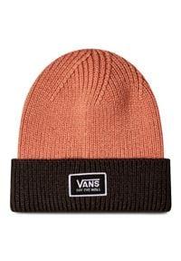 Vans - Czapka VANS - Falcon Beanie VN0A34GWZLS1 Rose Dawn. Kolor: różowy. Materiał: materiał, akryl