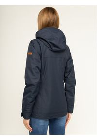 Roxy Kurtka snowboardowa Billie ERJTJ03235 Granatowy Tailored Short Fit. Kolor: niebieski. Sport: snowboard