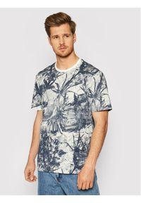 Only & Sons T-Shirt Troy 22019651 Granatowy Regular Fit. Kolor: niebieski