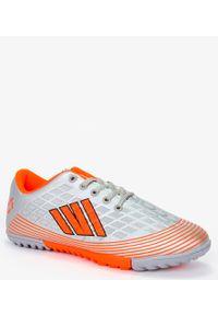 Casu - Szare buty sportowe orliki sznurowane casu 21m1/m/7. Kolor: szary