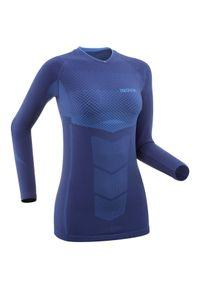 INOVIK - Koszulka termoaktywna do narciarstwa biegowego damska Inovik XC S 900. Materiał: poliester, poliamid, materiał, elastan. Sport: narciarstwo
