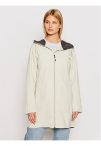Didriksons Parka Bea 503616 Beżowy Regular Fit. Kolor: beżowy