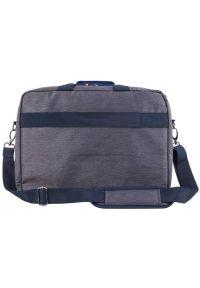 Niebieska torba na laptopa NATEC biznesowa
