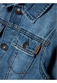 Name it - NAME IT Kurtka jeansowa Tpims 13187686 Niebieski Regular Fit. Kolor: niebieski. Materiał: jeans #3