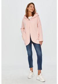 Różowa bluza rozpinana Answear Lab na co dzień, wakacyjna #5