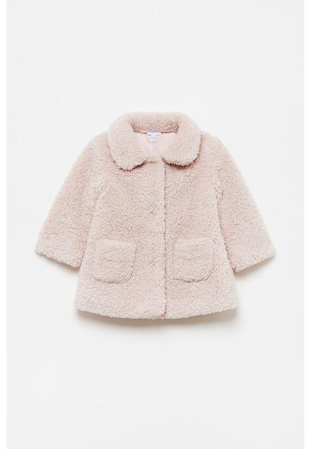 Różowy płaszcz OVS bez kaptura