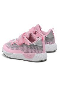 Primigi - Sneakersy PRIMIGI - 7453500 Rosa. Zapięcie: rzepy. Kolor: różowy. Materiał: skóra ekologiczna, materiał. Szerokość cholewki: normalna