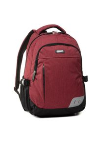 Czerwona torba na laptopa Sprandi