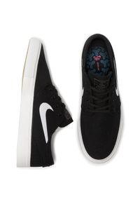 Czarne buty skate Nike Nike Zoom