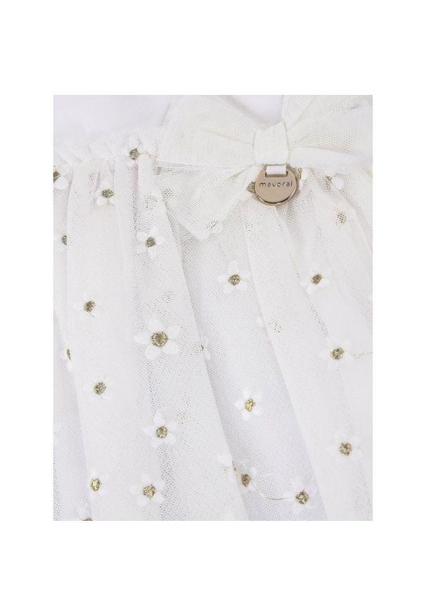 Biała sukienka Mayoral casualowa, na co dzień