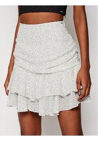 Biała spódnica mini Guess